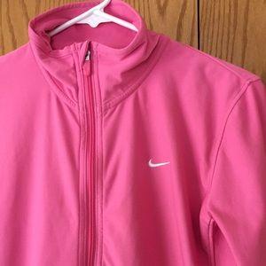 Women's Nike jacket.